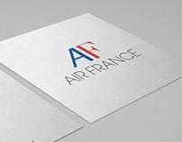 Rebranding Air France