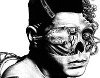 Cyber Samurai / サイバー侍
