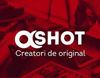 Branding Project AlphaShot