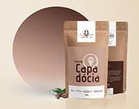 Origem Coffee Co. - Embalagem