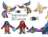 Small river spirit