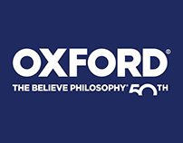 Brand concept and manifest for Oxford Group Advertising