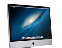 iMac Touch, Concept Video