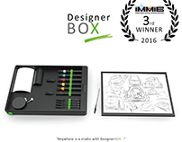 DesignerBOX - Award Winner Team Project