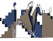 LAVA editorial illustrations II
