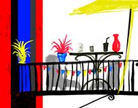 Balkonturist
