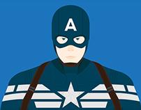 Captain America vs Iron Man - Civil War