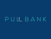 Pull Bank - Create Logo