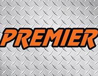 Premier Truck Sales & Rental – Business Card