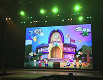 DAEKYO KIDS MUSICAL 'HERO SCHOOL'