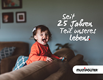 Image Campaign for german based furniture retailer