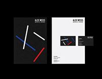 Alex Weiss / Branding