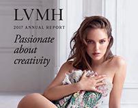 LVMH Annual Report 2017