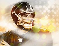 Web Design: Legends V.8 Homepage Banner Rotator