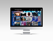 Responsive website for Carlos G. Perez photographer
