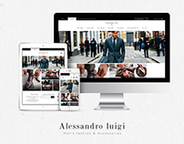 Website: Alessandro luigi