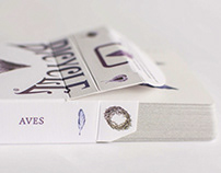 Aves for Bicycle / Playing card deck.