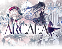 Arcaea Logo