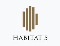 HABITAT 5 - Corporate Stationery