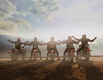 Bajaj Avenger FLG Rides!