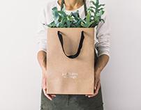 Jardiniere Sauvage — Brand identity & Packaging