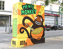 Ménil Monkey