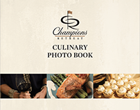 Champions Retreat - Culinary Photo Book