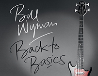 Hand Lettering for Bill Wyman - Back to Basics