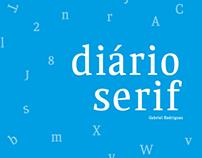[TCC] Diário Serif - Tipografia para jornais