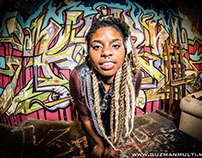 Graffiti Warehouse Shoot