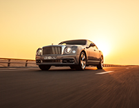 Bentley Mulsanne Speed - Printed for Evo Middle East