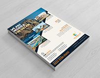 Travel Flyer Template (Bundle)