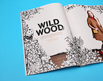 Wild Wood Fashion Editorial