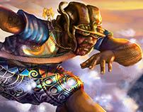 Egyptian Hermes