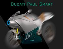 Ducati Paul Smart concept 2020