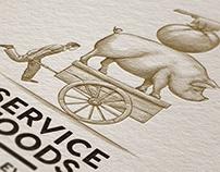Service Foods – Rebrand