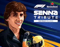 Senna Artwork for F1