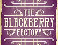 The Blackberry Factory Wall Art Series