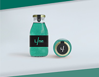 L/ne. Brand - Logotype