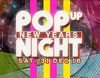 TVC Pop Up New Years Night