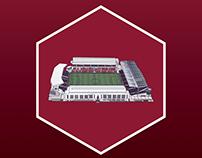Hexagon Series •Stadiums