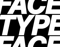 FACETYPE TYPEFACE