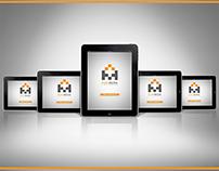 Tablet Display Mockup