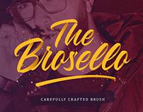 The Brosello Script Font
