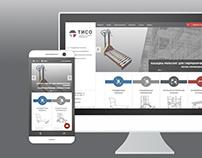 Корпоративный сайт ТИСО