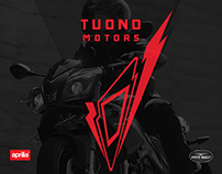 Tuono Motors | Branding