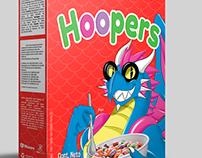 Cajas de Cereal