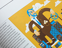 HARVARD BUSSINESS REVIEW PL / EDITORIAL ILLUSTRATION