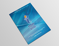 folder for sending information and advertising