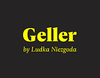 Geller Typeface